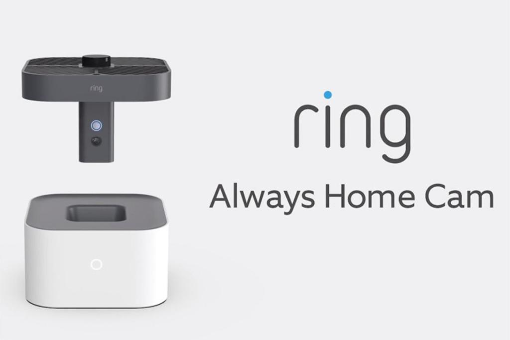 Ring présente son drone autonome de sécurité d'intérieur