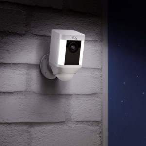Ring Floodlight Cam promo