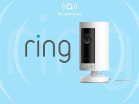 Ring Indoor Cam : avis et test de la caméra compatible Alexa Echo