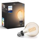 Avis sur l'ampoule connectée Philips Hue White Filament E27