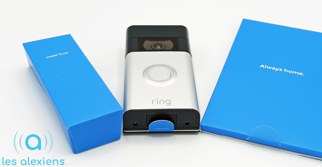 Test Ring 2 : notre avis sur la sonnette connectée compatible Alexa et Amazon Echo