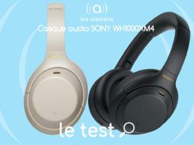 Notre avis sur le casque Bluetooth Sony Wh-1000XM4 avec Amazon Alexa et Google Assistant