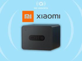 Xiaomi Mijia : un coffre-fort intelligent et connecté en Bluetooth !