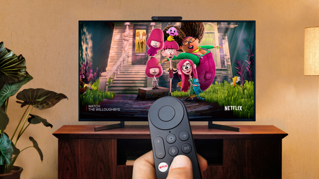 Netflix enfin disponible sur Portal TV from Facebook
