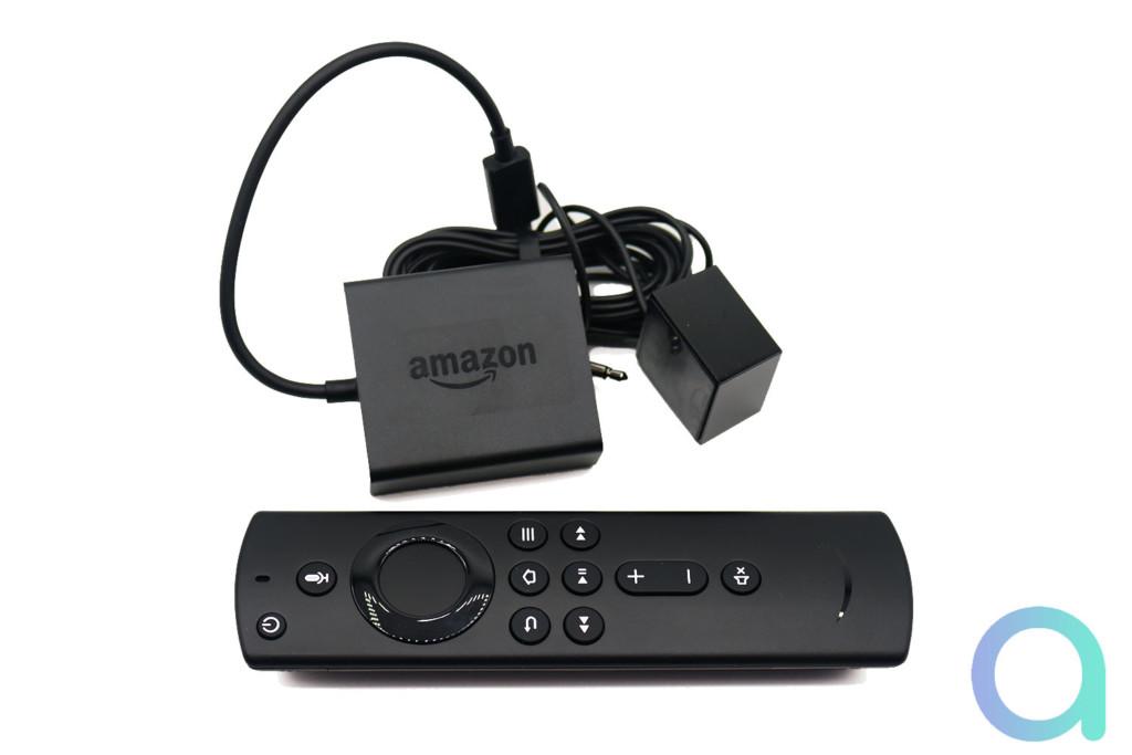 Les accessoires fournis par Amazon