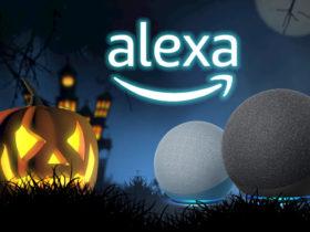 Fêtez Halloween avec Amazon Alexa