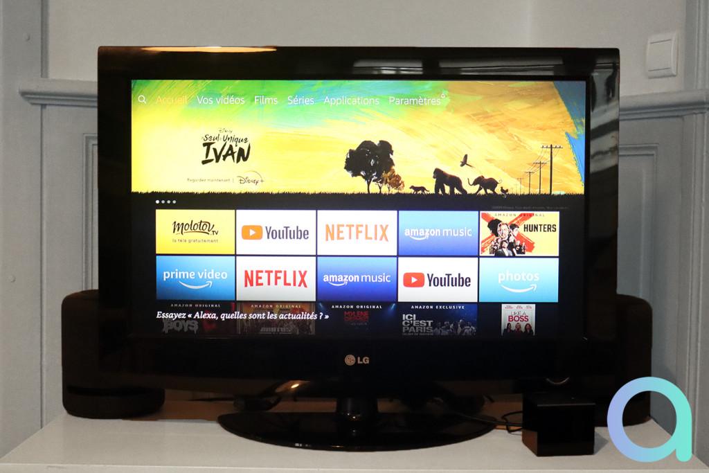 Notre avis sur le Fire TV Cube d'Amazon