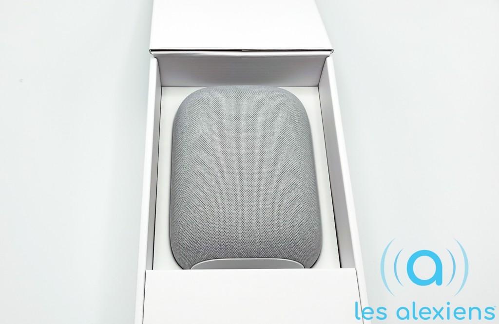 Avis sur le Nest Audio de Google