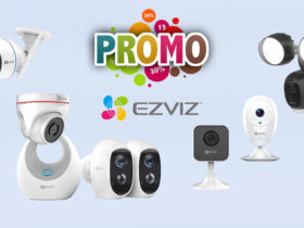 Grosses promotions sur les caméras de sécurité Ezviz pour Alexa et Google