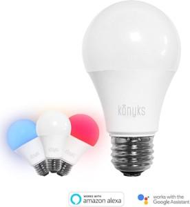 Promo sur les ampoules connectées Konyks !