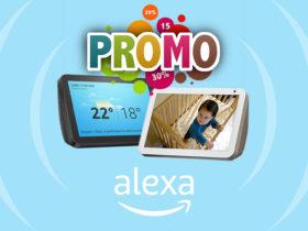 Echo Show 8 avec Alexa est en promo à -36% aujourd'hui !