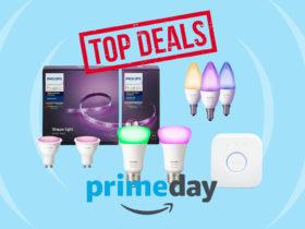 Bons plans : ampoules Philips Hue en promo pour Prime Day