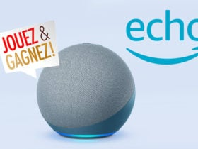 Gagnez la nouvelle enceinte Amazon Echo 4 avec Alexa !