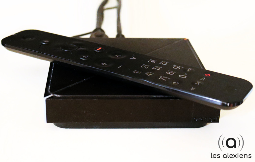Djingo sera seulement disponible sur la télécommande des décodeurs Livebox d'Orange