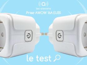 Notre avis sur la pris connectée AWOW EU3S