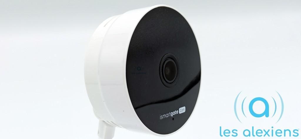 Ismartgate Cam 2MP : une caméra compacte