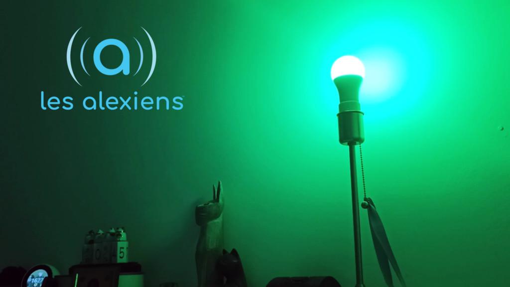 Notre avis sur l'ampoule WiZ COlors E27 est très nuancé... - © Les Alexiens