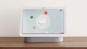 Le mégaphone ciblé sur Google Nest Hub Max
