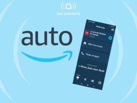 Amazon lance un mode Auto dans l'application Alexa