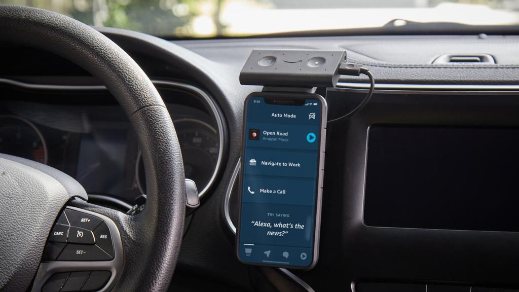 Echo Auto : un mode Auto pour Alexa