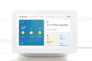 Google Home : nouvelle interface sur Nest Hub Max