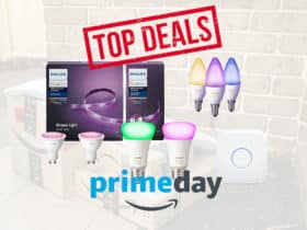 Bons plans : ampoules Philips Hue en promo pour Prime Day 2021