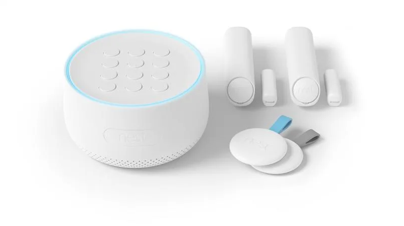 Nest Secure : une alarme connectée compatible Google Assistant