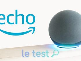 Notre avis sur l'enceinte Alexa Amazon Echo 4e génération