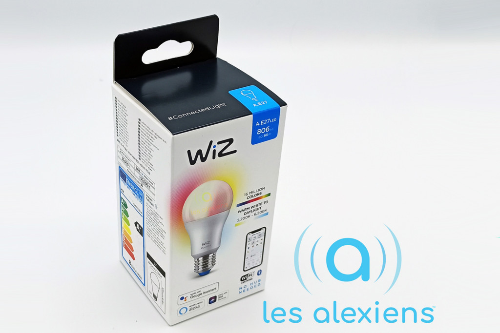 Packaging WiZ Colors E27