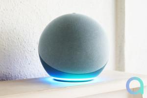 Avis sur le nouvel Echo 4 avec Alexa !