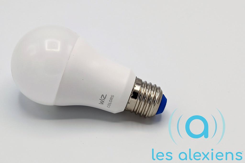 Test complet de l'ampoule WiZ Colors E27