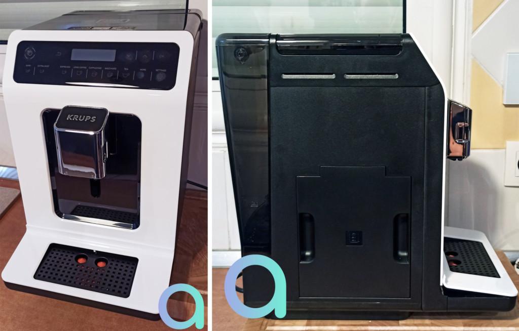 Krups Evidence : notre avis sur la machine à café expresso