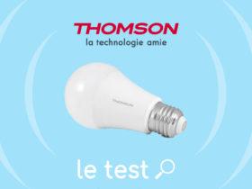 Thomson Diane LED : une ampoule connectée compatible Alexa Echo et Google Home