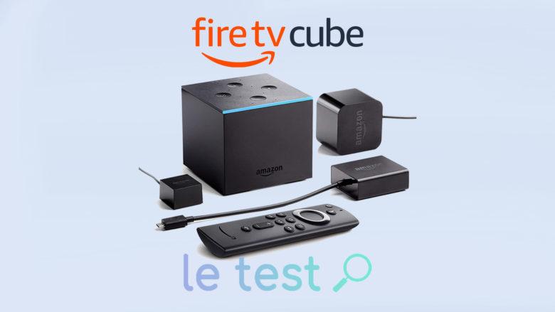 Notre avis sur le Fire TV Cube d'Amazon, la meilleure box multimédia pour le streaming avec Alexa !