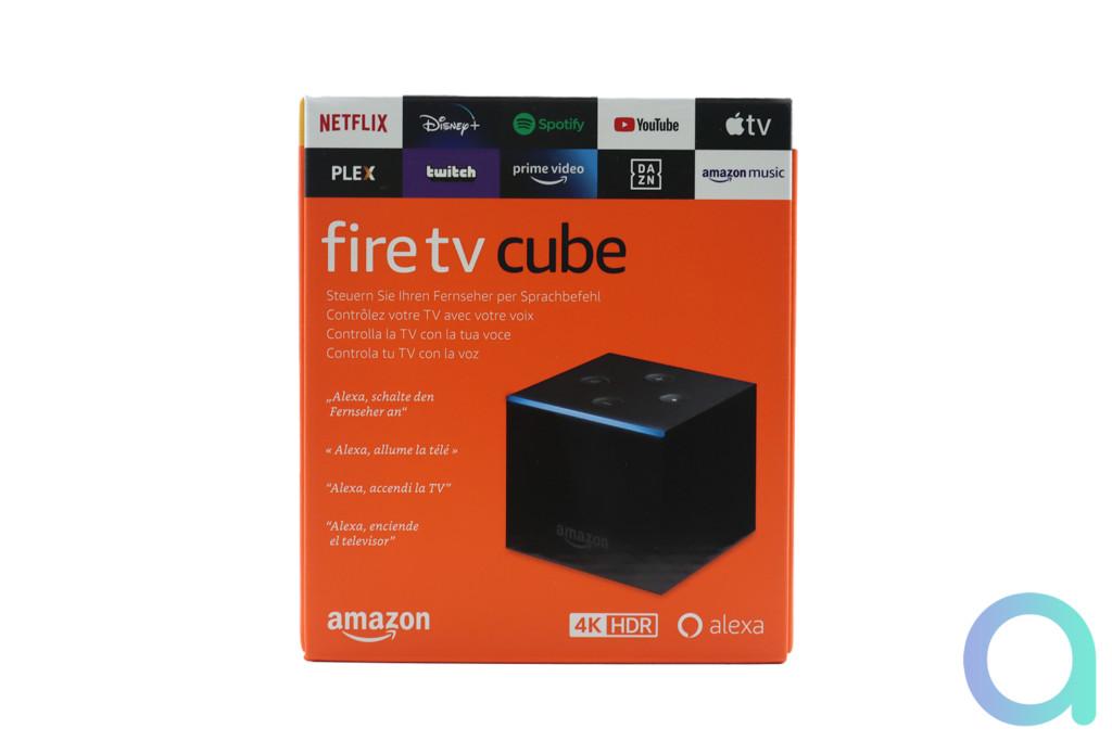 Fire TV Cube : notre test de la version française