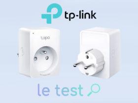 Test de la prise connectée TP-Link Tapo P100 FR