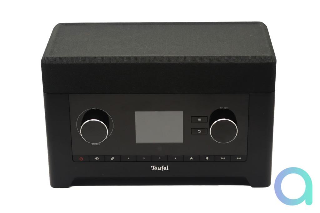 Notre avis sur Teufel 3Sixty : une enceinte connectée et radio DAB+