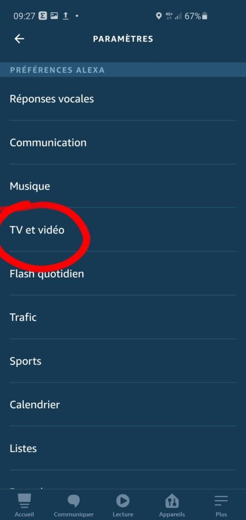 Choisir TV et vidéo