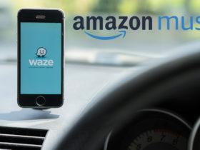 Amazon Music est enfin disponible sur Waze