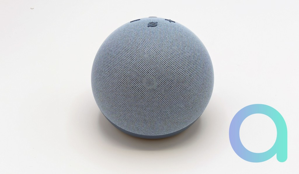 Notre avis sur le nouvel Echo Dot 4 avec horloge
