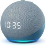 Avis et note Amazon Echo Dot 4 avec horloge intégrée