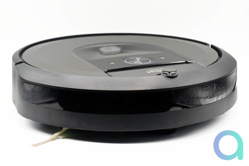 Le pare-chocs du Roomba i7