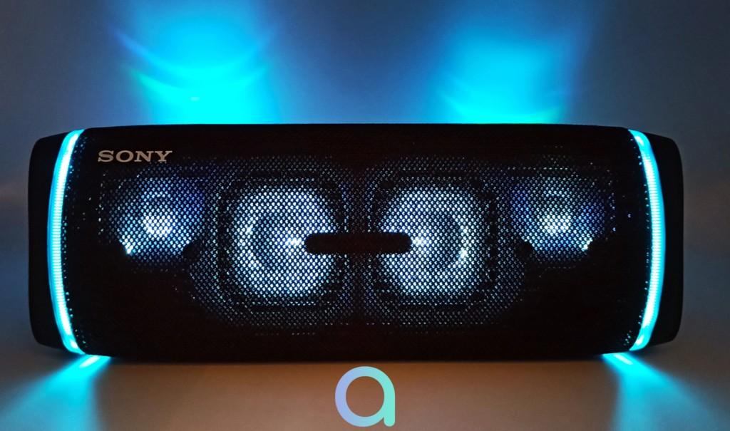 Test et avis Sony SRS-XB43