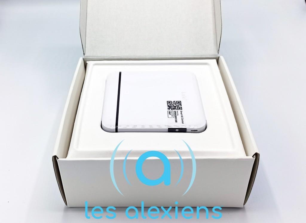 Unboxing du themostat Tado° Clim Smart AC Control V3+