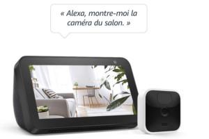 Bmink Indoor : une caméra compatible Amazon Alexa et Echo Show !