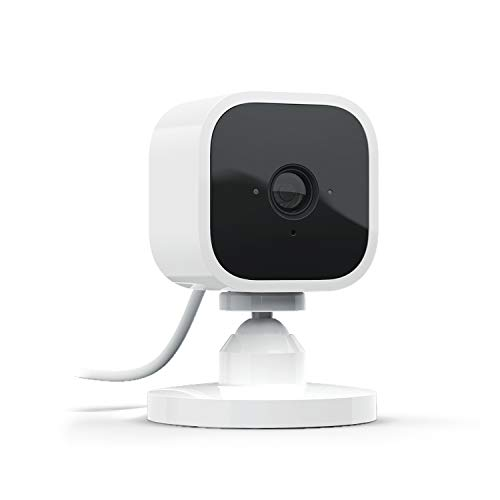 Blink Mini - caméra compatible Alexa et Echo Show