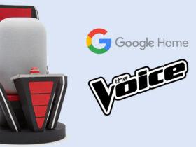 Votez pour The Voice grâce à Google Assistant