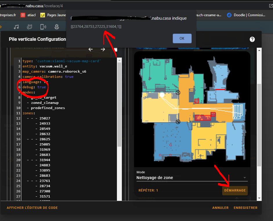 Cartes Roborock dans Home Assistant : tutoriel d'installation et configuration