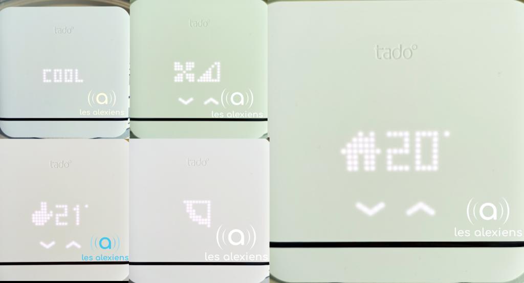 Test complet du thermostat connectée climatisation et PAC Tado° V3+