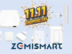 Promos du 11.11 : la domotique avec Zemismart